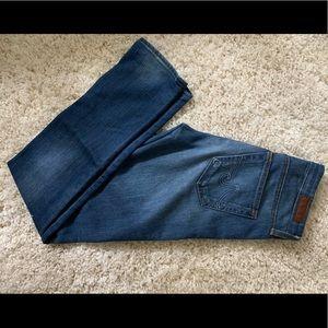 AG Jeans The Premier Skinny Straight